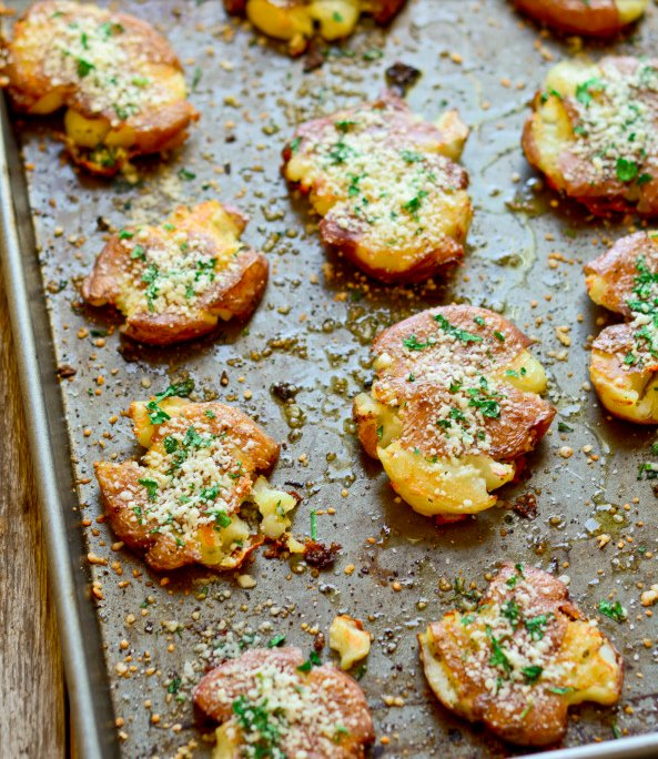 Smashed Potato Recipes Are Spuds At Their Best | HuffPost