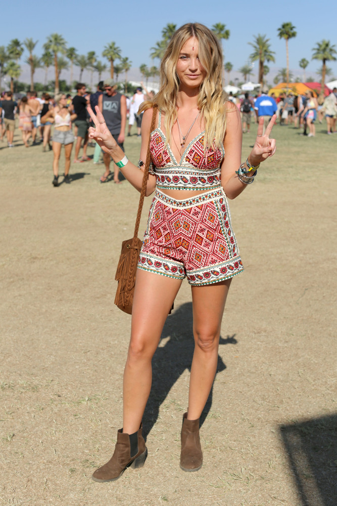 The Most 39 Coachella 39 Outfits At Coachella 2015 Huffpost