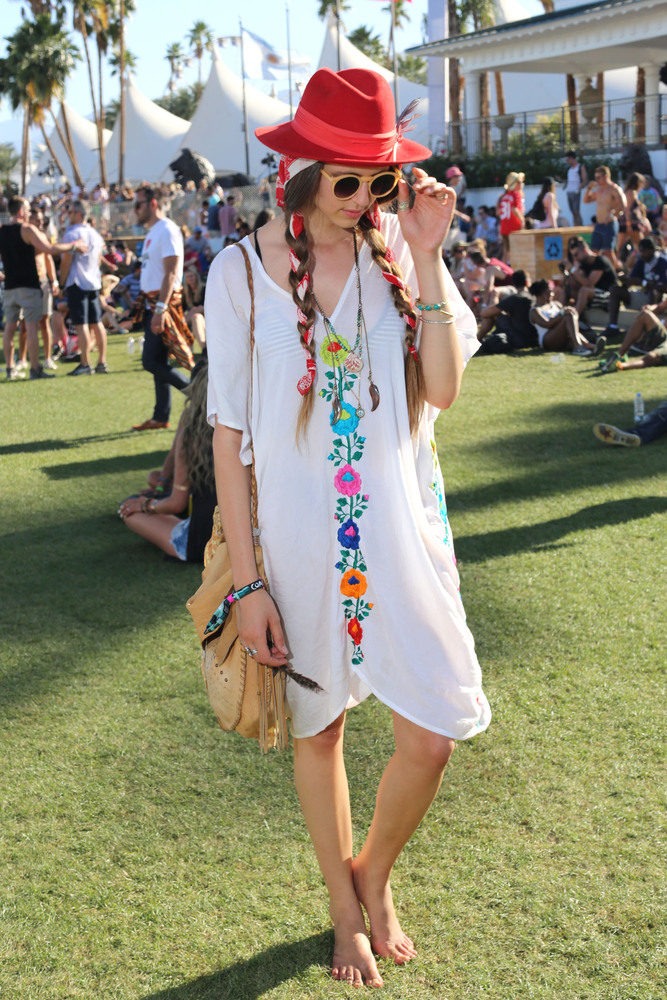 The Most u0026#39;Coachellau0026#39; Outfits At Coachella 2015 | HuffPost