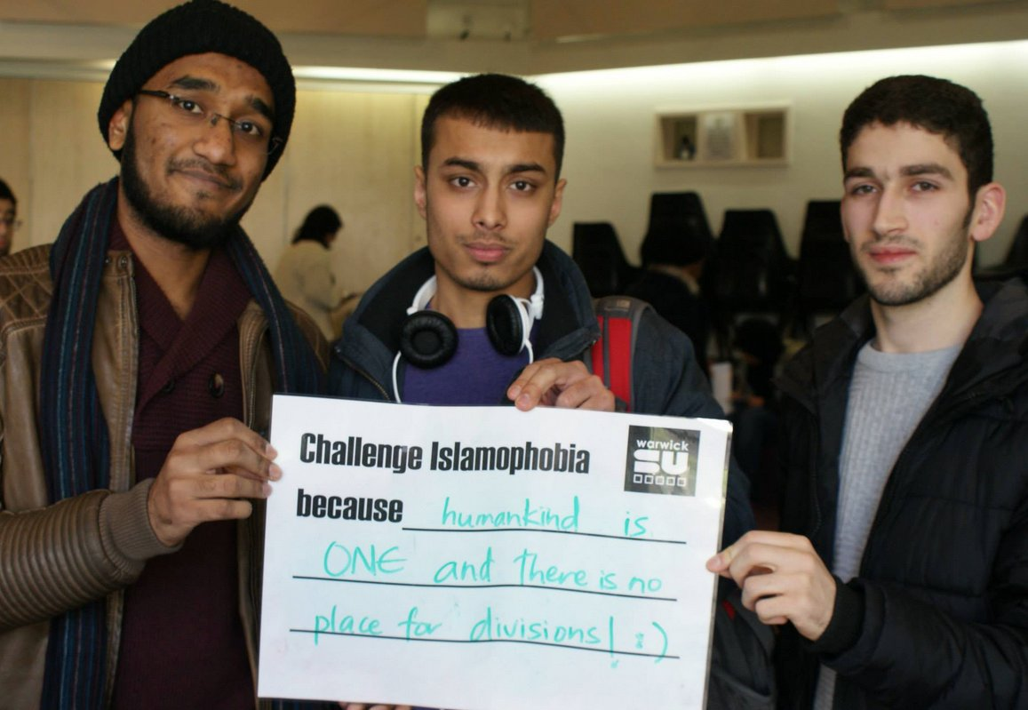 warwick muslim Islamic education research network launched at university of warwick  the network will focus on equipping young muslims living in muslim-minority and majority.