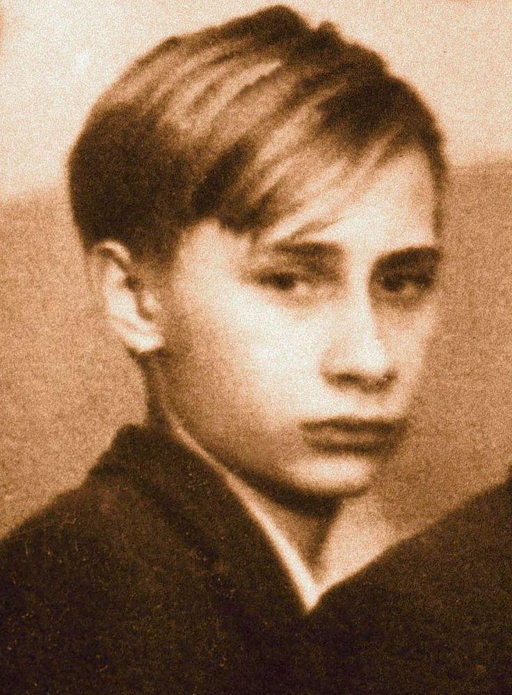 These Photos Of Young Vladimir Putin Give A Rarely Seen ... Young Vladimir Putin Kgb