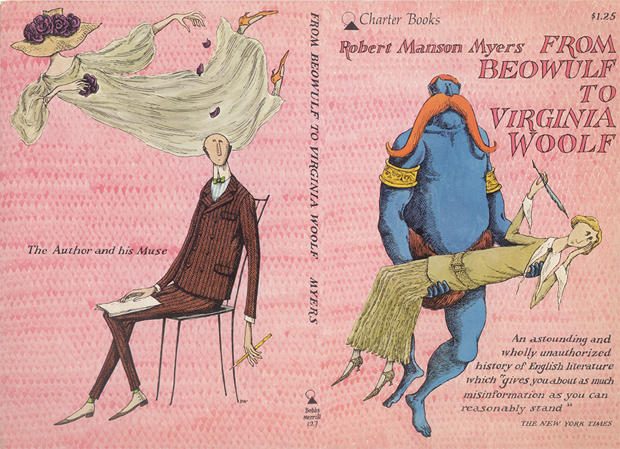 Edward Gorey Book Cover Art : Edward gorey s forgotten book cover art will make you