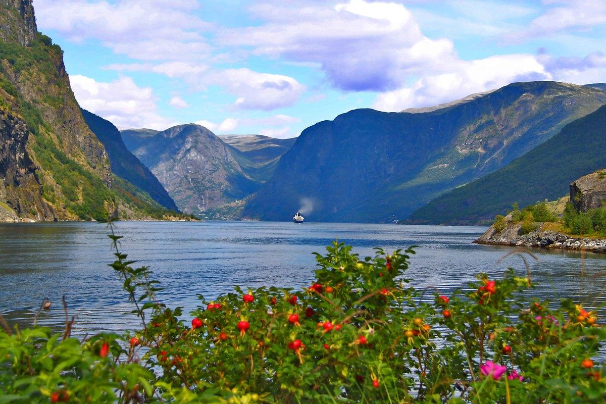 Monta as agua y paisajes impresionantes los fiordos m s for Fotos de garajes bonitos