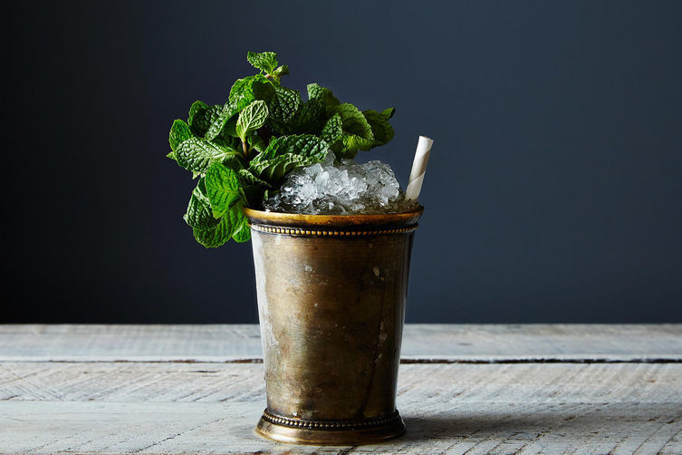 Get the Classic Mint Julep recipe from Erik Lombardo via Food52