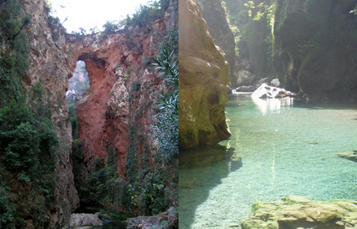 Les 10 plus beaux sites naturels du maroc photos for Sites paysages