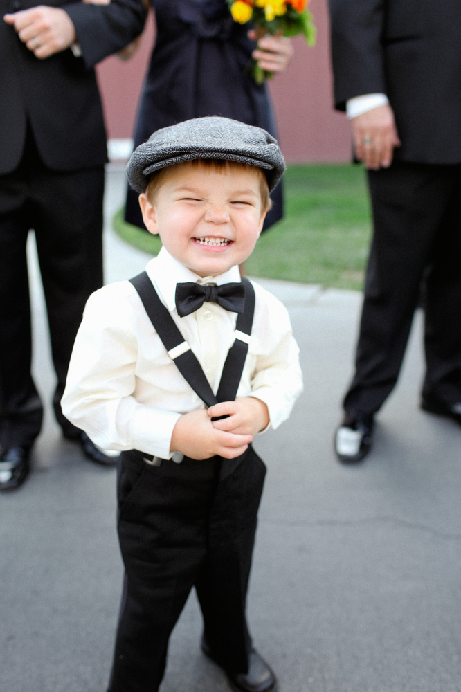 Ring Bearer Outfits Add a stylish and adorable element to any wedding with stylish ring bearer outfits. Complete our bridal party with handsome suits, accessories and shoes to give the little man a .