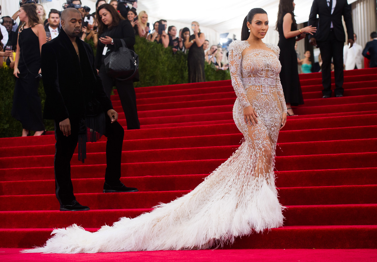 Met Gala 2015 The Best Cut Out Dresses From Nearly Naked