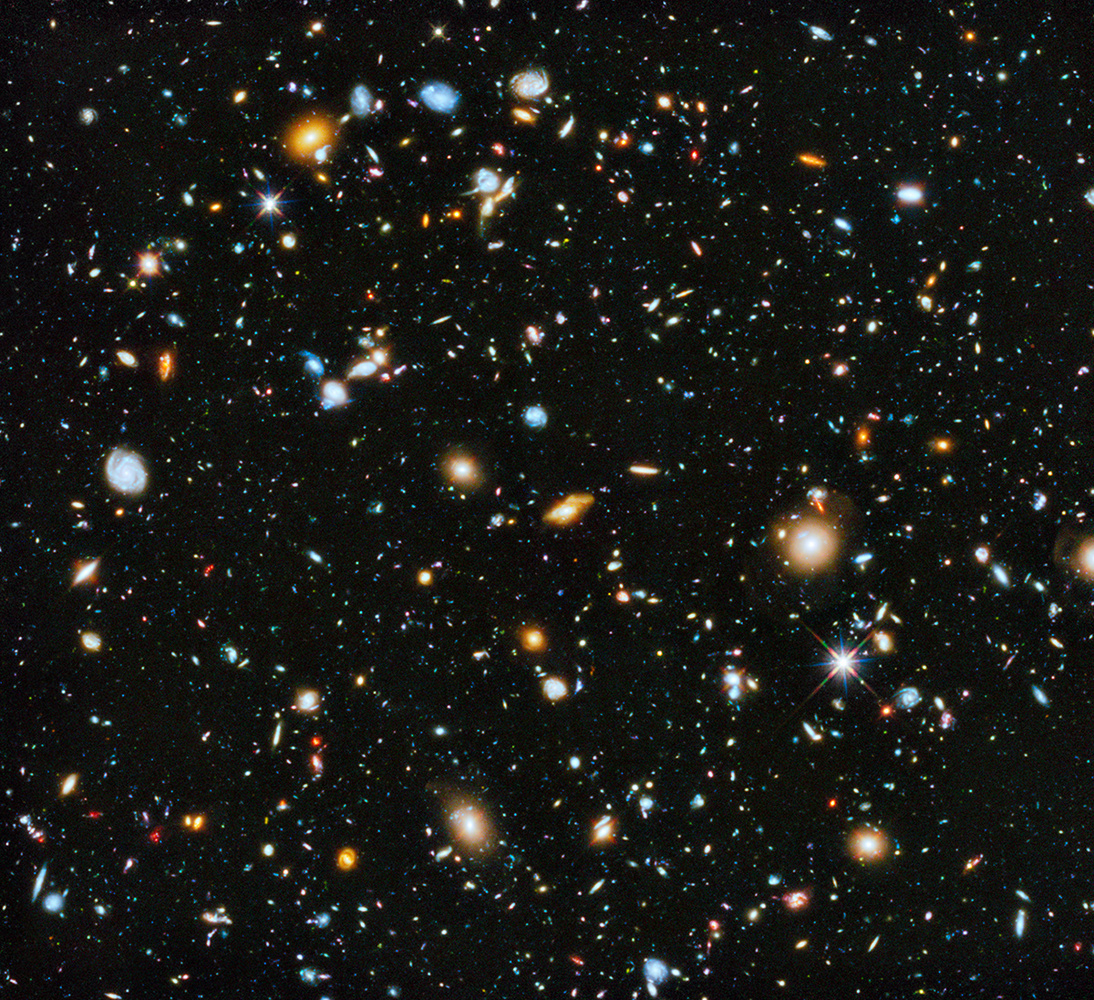 Foto sains terbaik tahun 2014