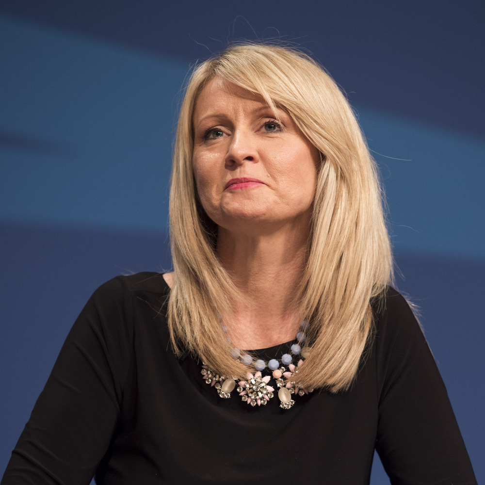 esther mcvey - photo #22