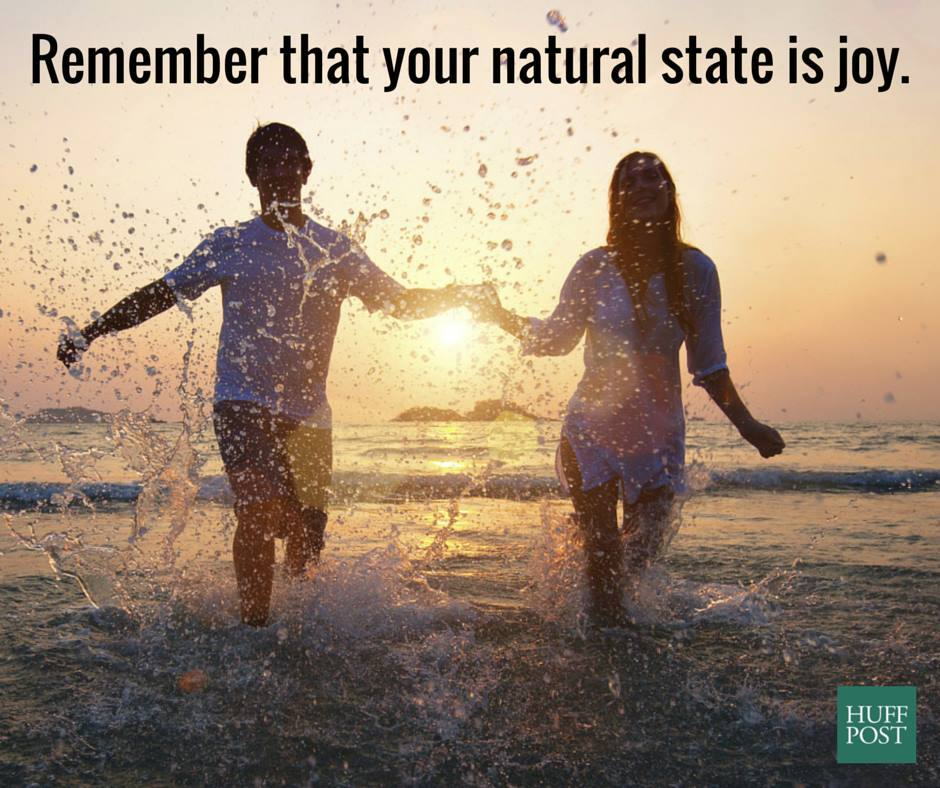 Be a More Likable Person- your natural state is Joy