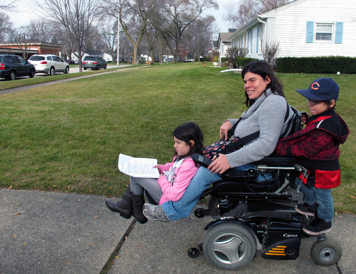 Dating for parents of disabled