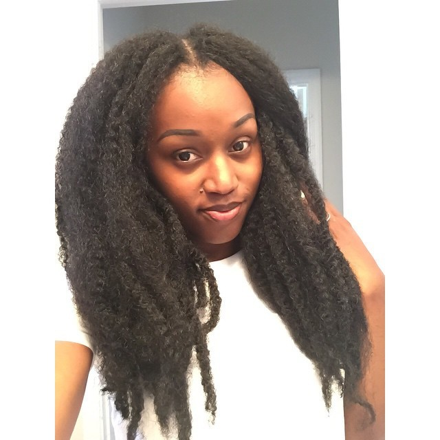 Admirable Crochet Braid Hairstyles That Will 39Protect39 Your Locks All Summer Short Hairstyles For Black Women Fulllsitofus