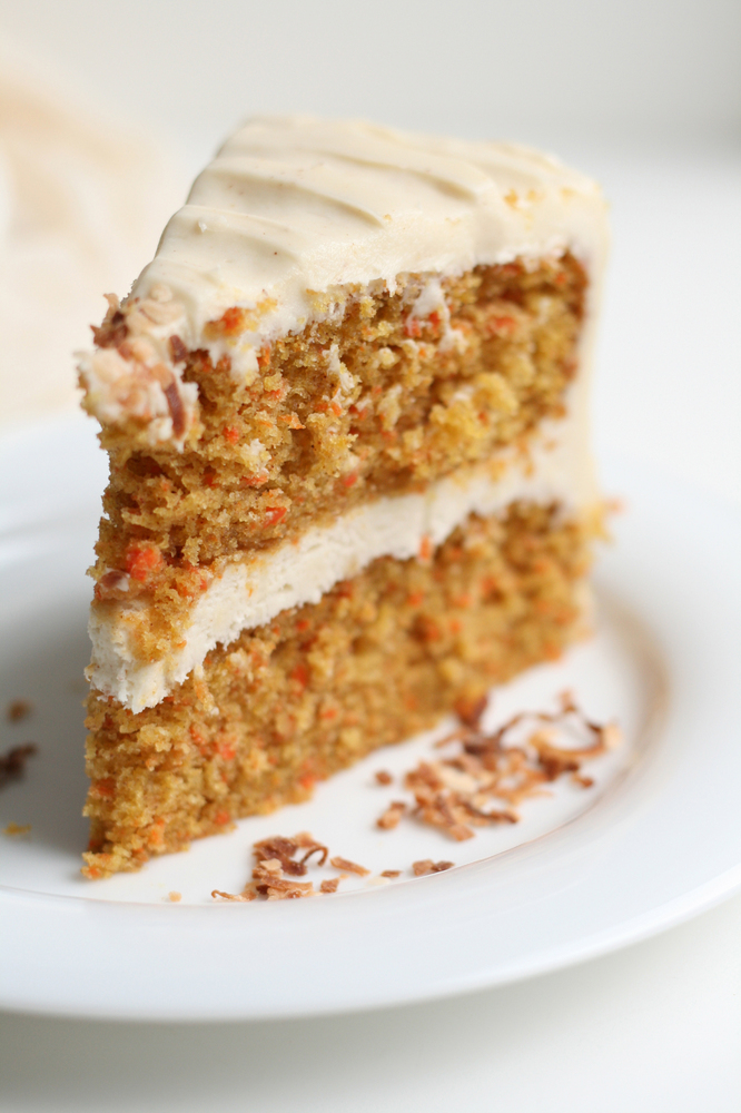 9 Carrot Cake With Brown Butter Cream Cheese Frosting