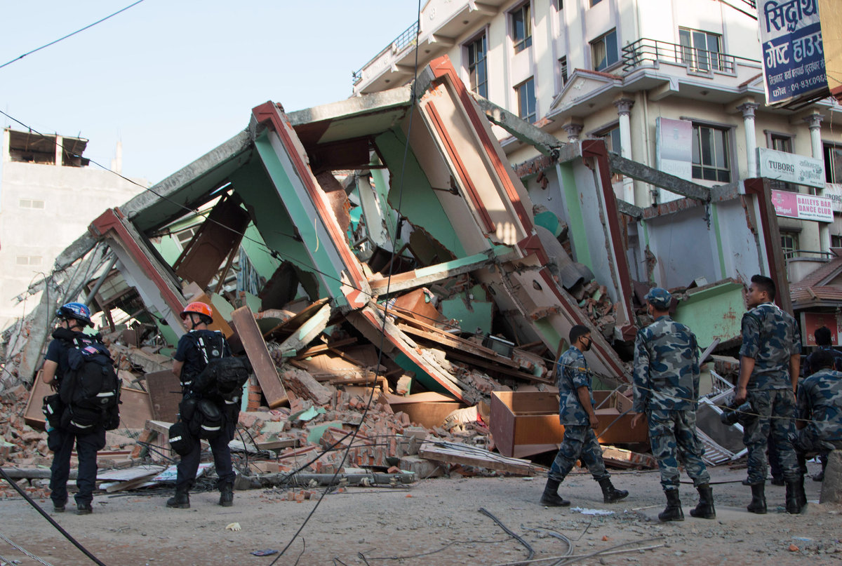 earthquake death toll becomes highest on record in the hit by second major quake