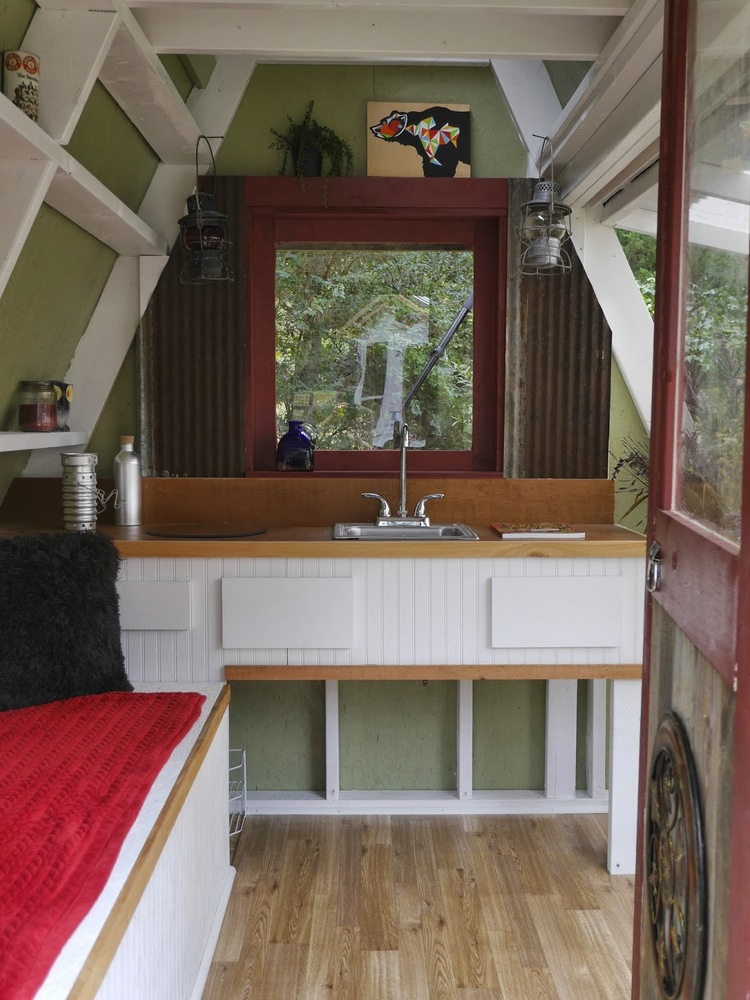 Damn Simple Tiny House Costs Just 1200 To Build Yourself HuffPost