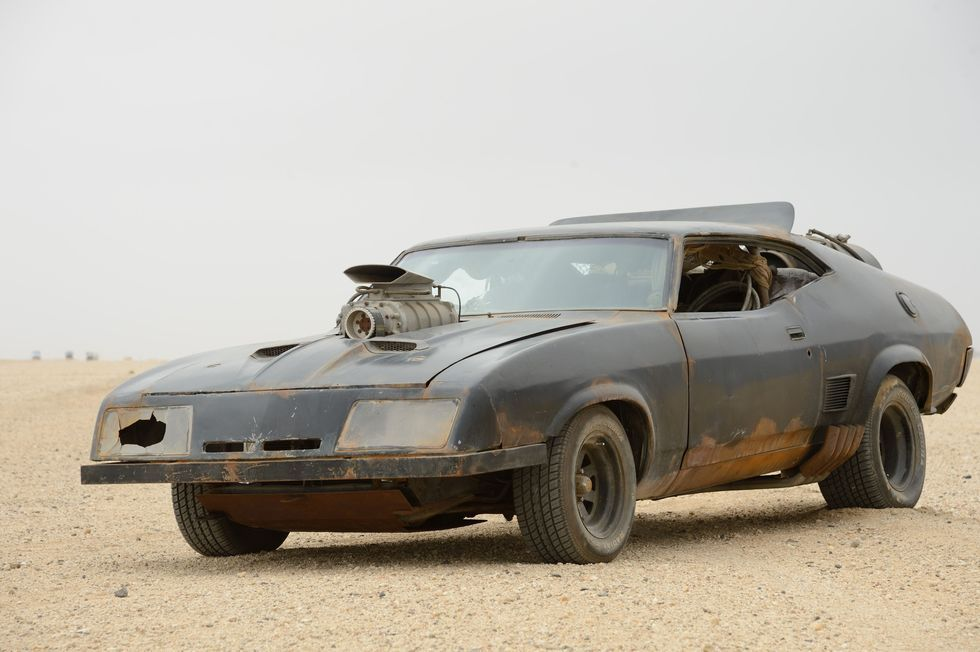 Mad Max Cars Tom Hardy n 7292542 on xa ford falcon interceptor
