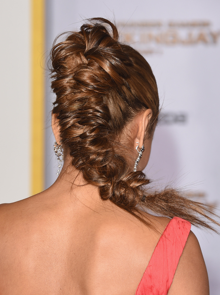 Stupendous 33 Messy Braid Hairstyles That Prove Perfection Is Overrated The Short Hairstyles Gunalazisus