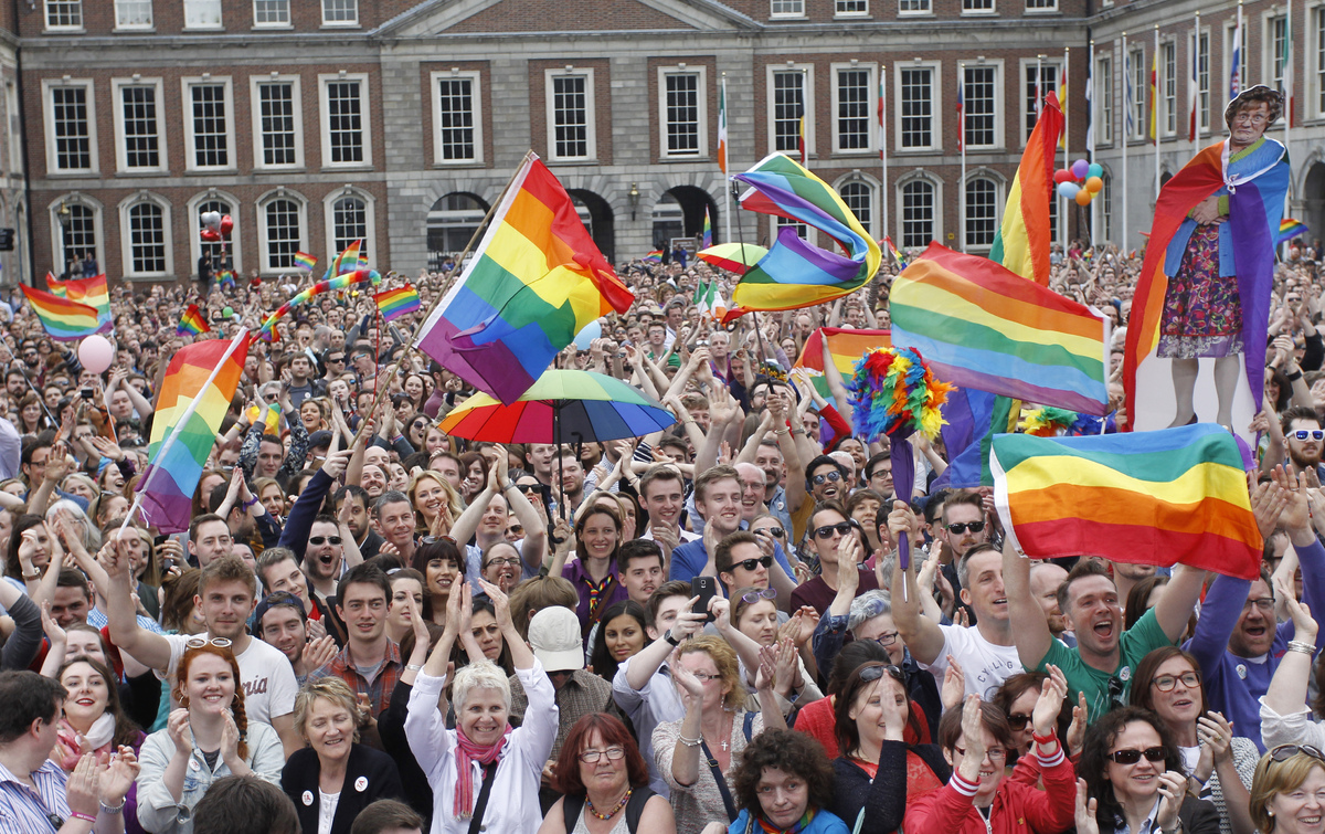 Gay Ireland 81