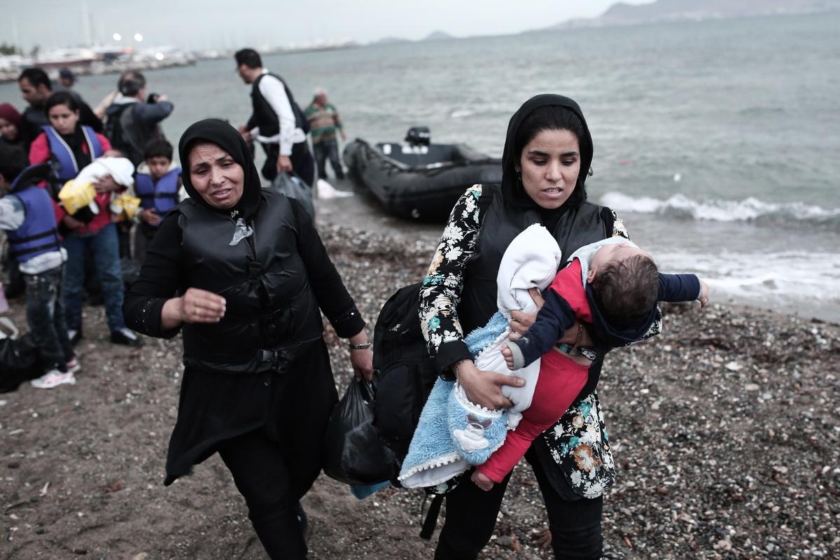 pengungsi muslim