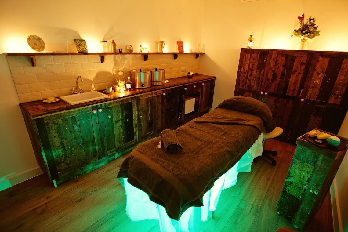 Lush Spa London Treatments