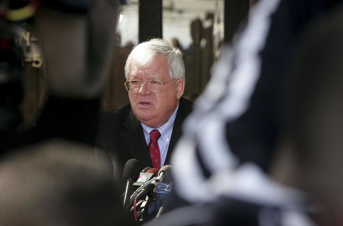 Who Is Dennis Hastert?   HuffPost