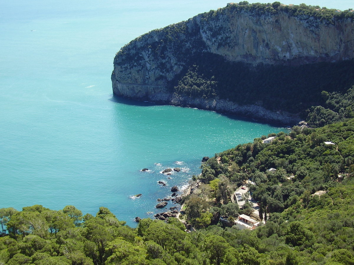 Les 10 parcs naturels d 39 alg rie for Grabado de cristales zona sur