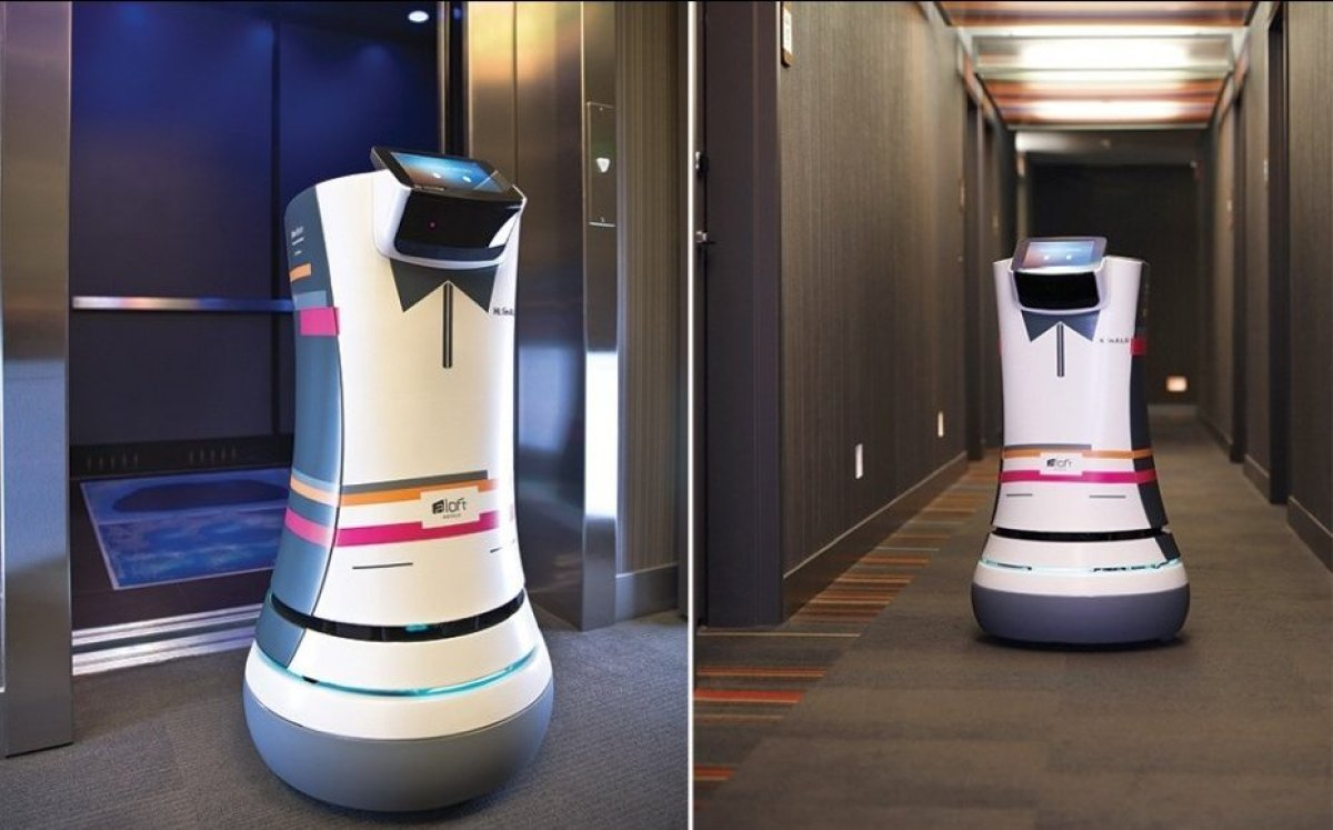 7 Amazing Things Found In The Hotel Room Of The Future