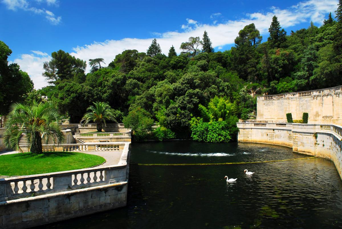 Photos 10 magnifiques jardins fran ais d couvrir l 39 occasion des rendez vous aux jardins - Jardin anglais terrasse nimes ...