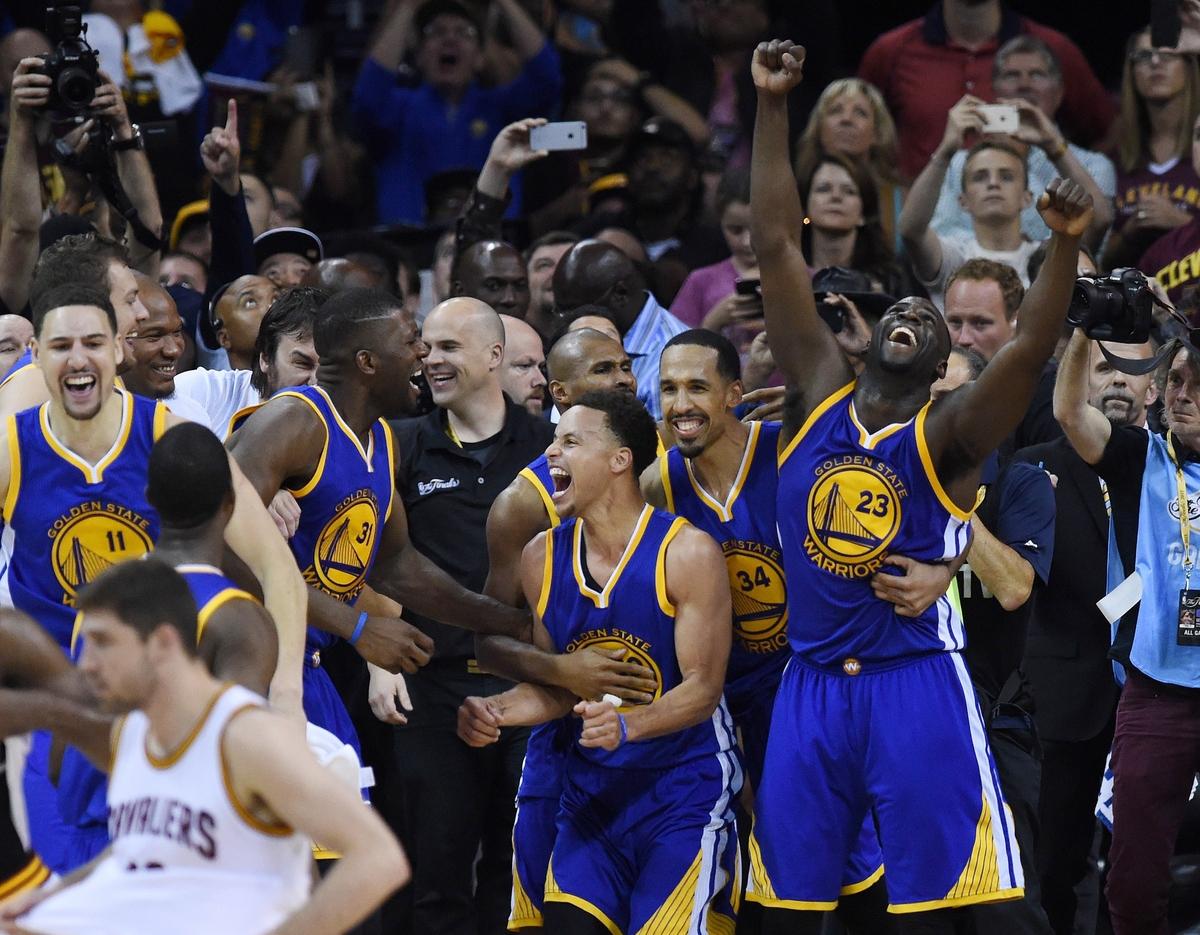 Golden State Warriors Win The 2015 NBA Championship | HuffPost