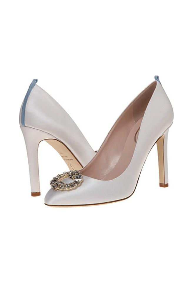 SJP Shoes: Sarah Jessica Parker Launches Bridal Collection ...