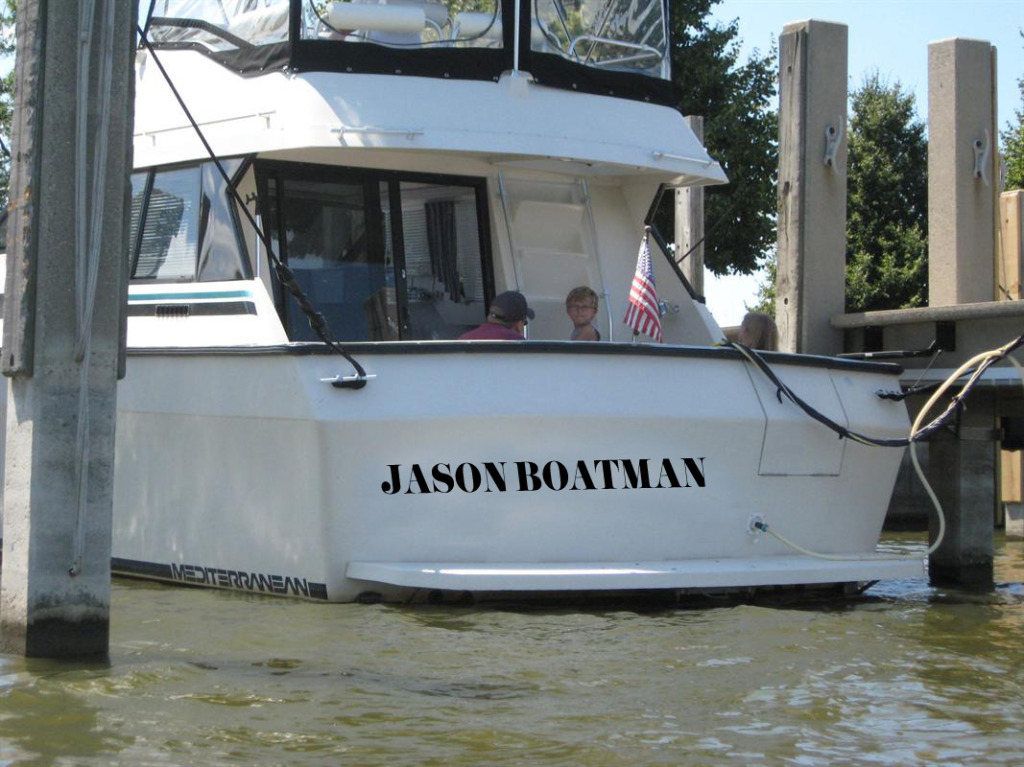 11 hilarious boat names that need to be on real boats for Clever fish names