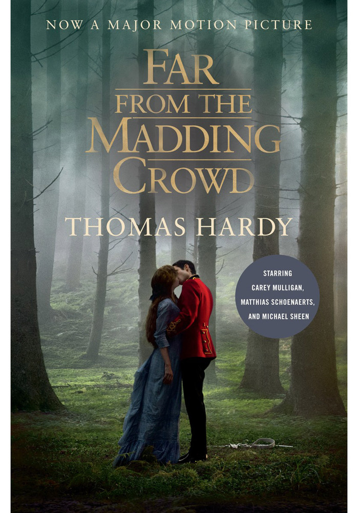an analysis of far from the madding crowd a novel by thomas hardy Far from the madding crowd (1874) is thomas hardy's fourth novel and his first major literary success it originally appeared anonymously as a monthly serial in.