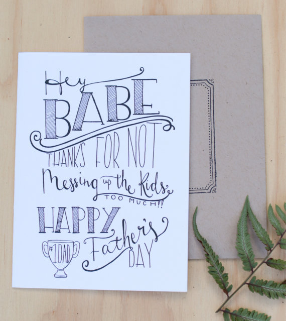 15 Honest Father's Day Cards To Give Your Parenting