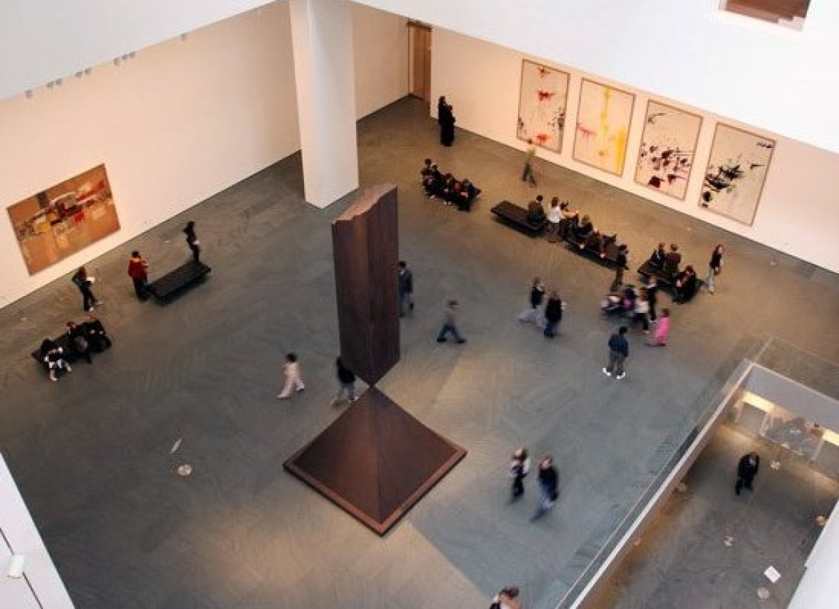 MustSee Art Museums In America HuffPost - Number of art museums in usa