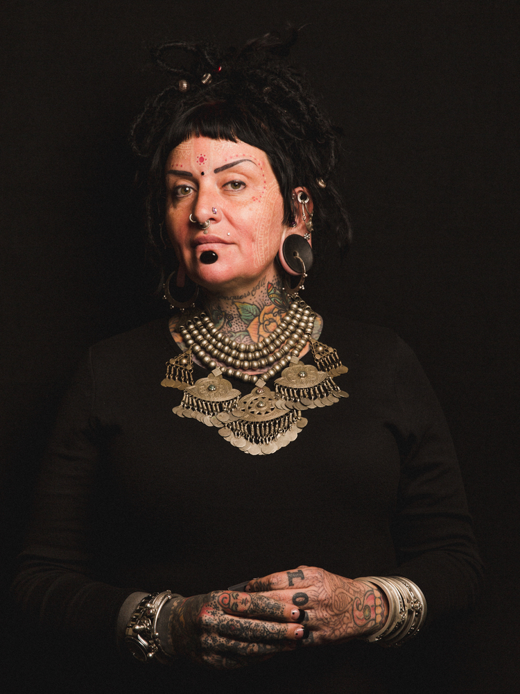 16 Women Show The Beauty In Body Modification  The Huffington Post