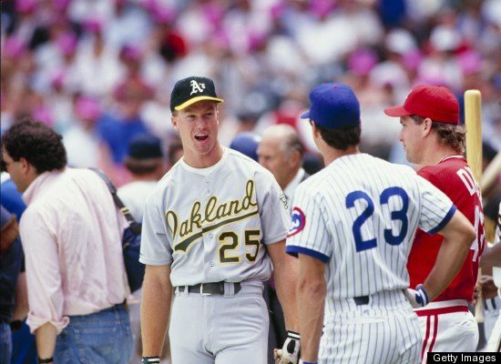 Mark Mcgwire Before And After Mark Mcgwire Before And After