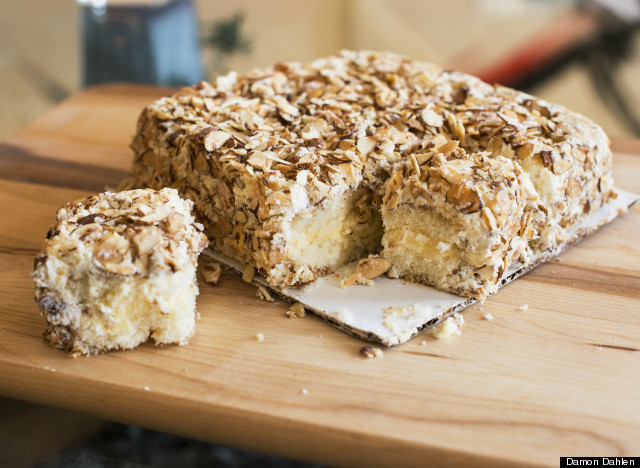 Prantl S Burnt Almond Cake Recipe