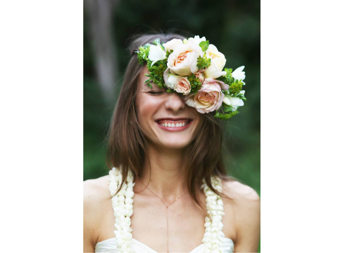 How To Make DIY Flower Crowns Because They Aren t Just