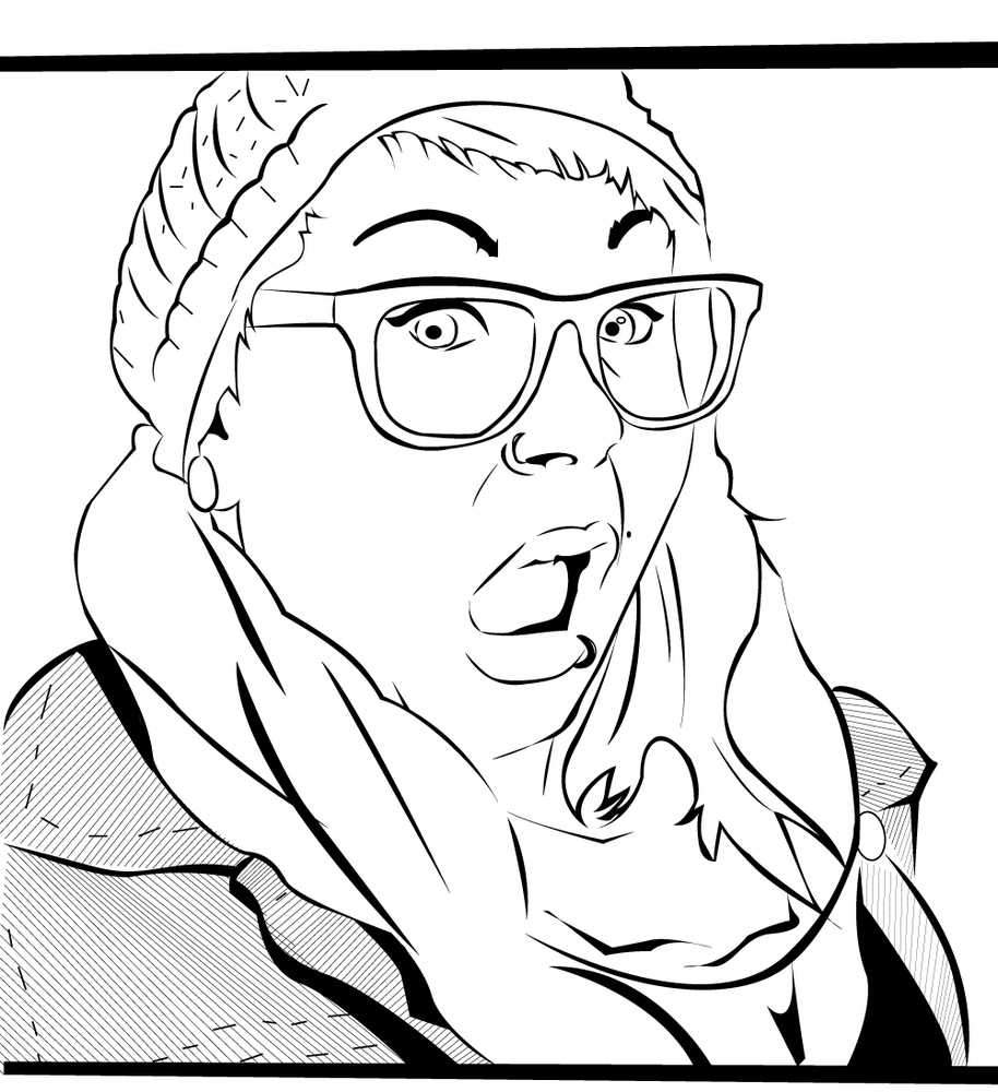 Colouring book - A Badass Feminist Coloring Book For The Powerful Ladies In Your Life