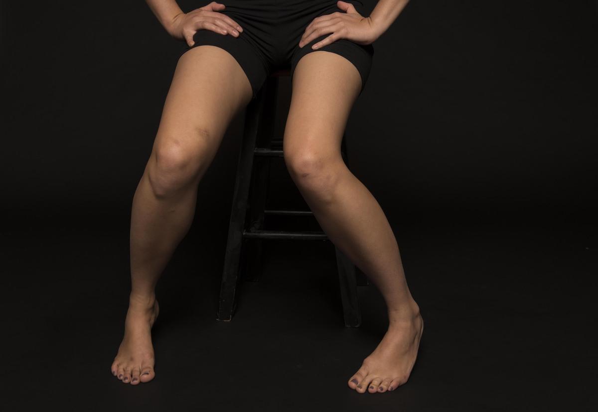 Ohne Photoshop: Echte Frauen zeigen ihre nackten Beine