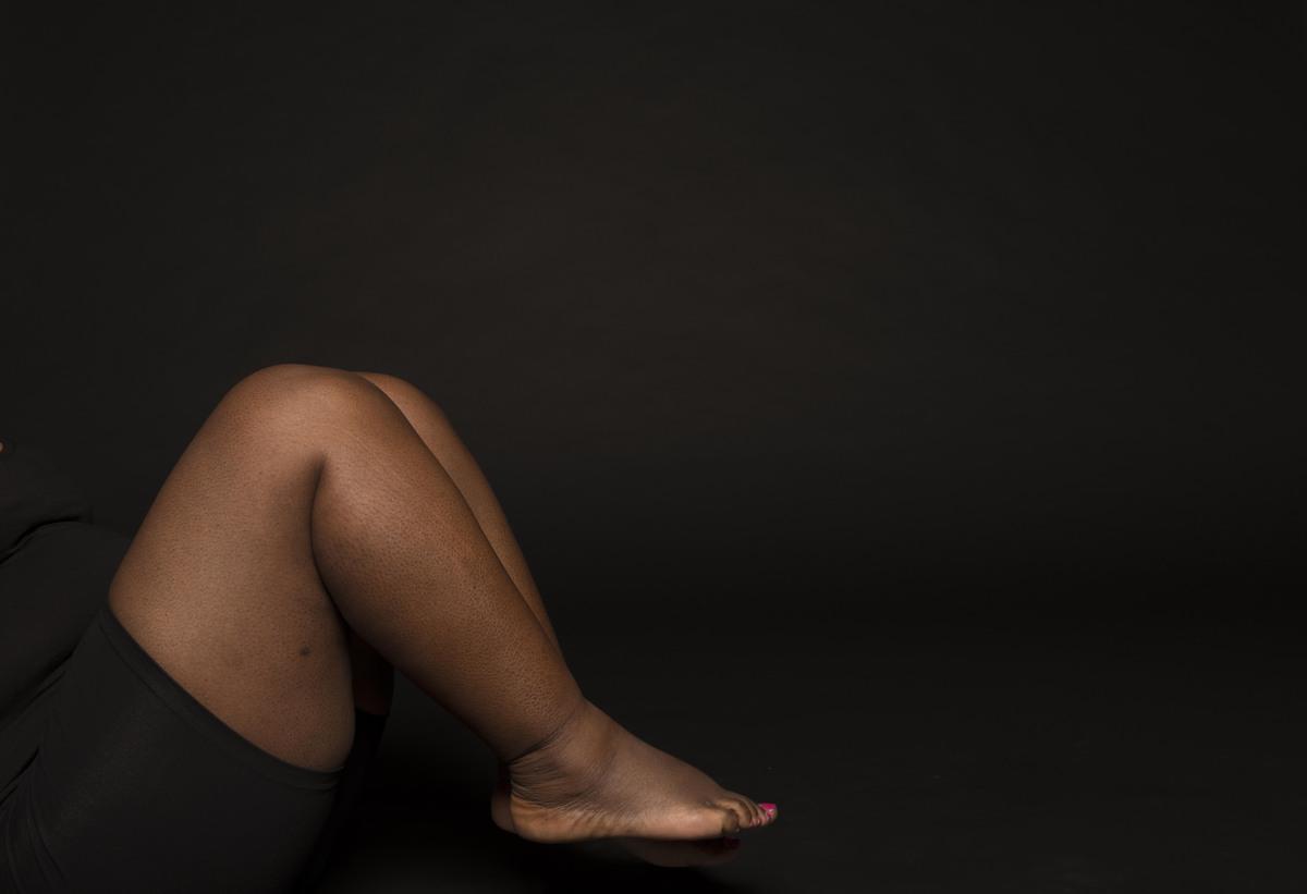 Mature Thighs 114