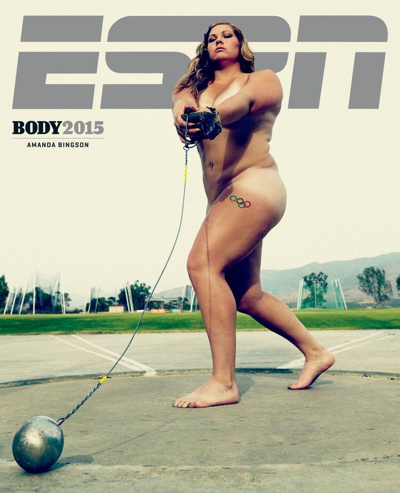 Naked Female Sport 24