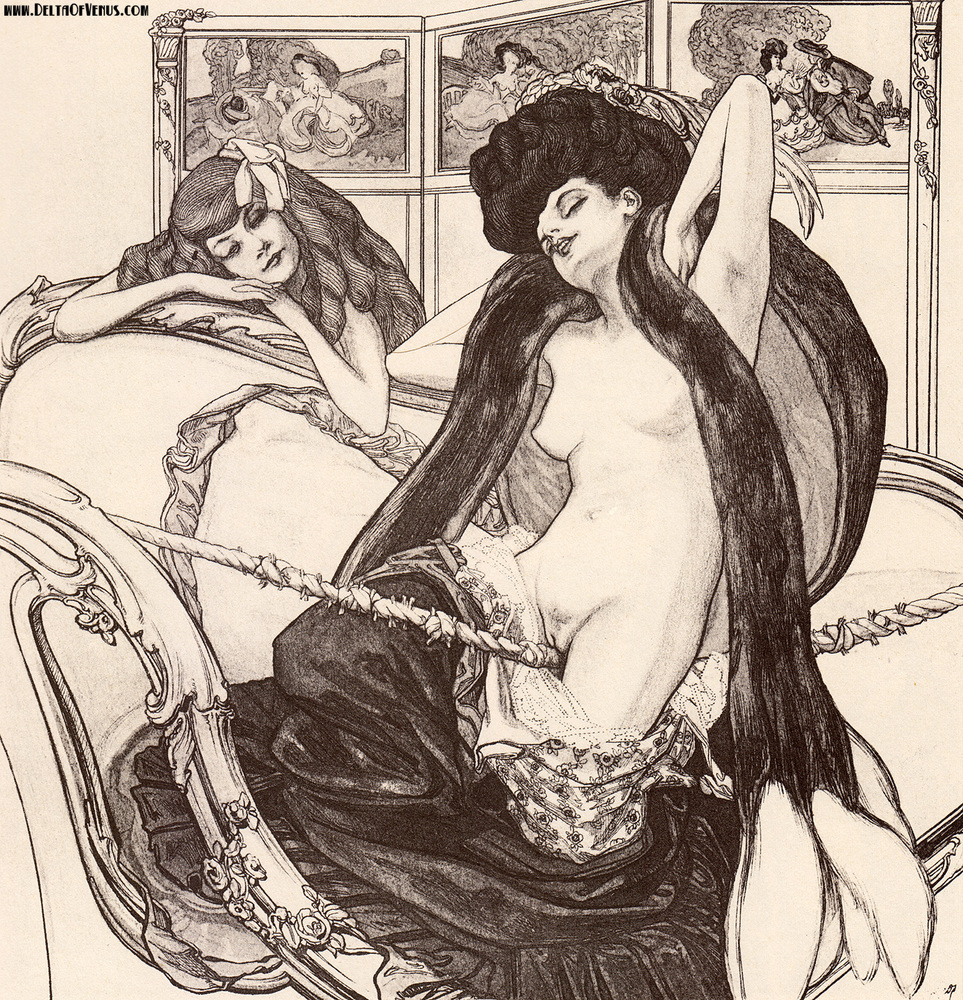 Erotic comics from victorian england