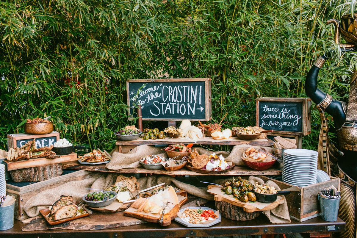 Wonderful 24 Unconventional Wedding Foods Your Guests Will Obsess Over | HuffPost