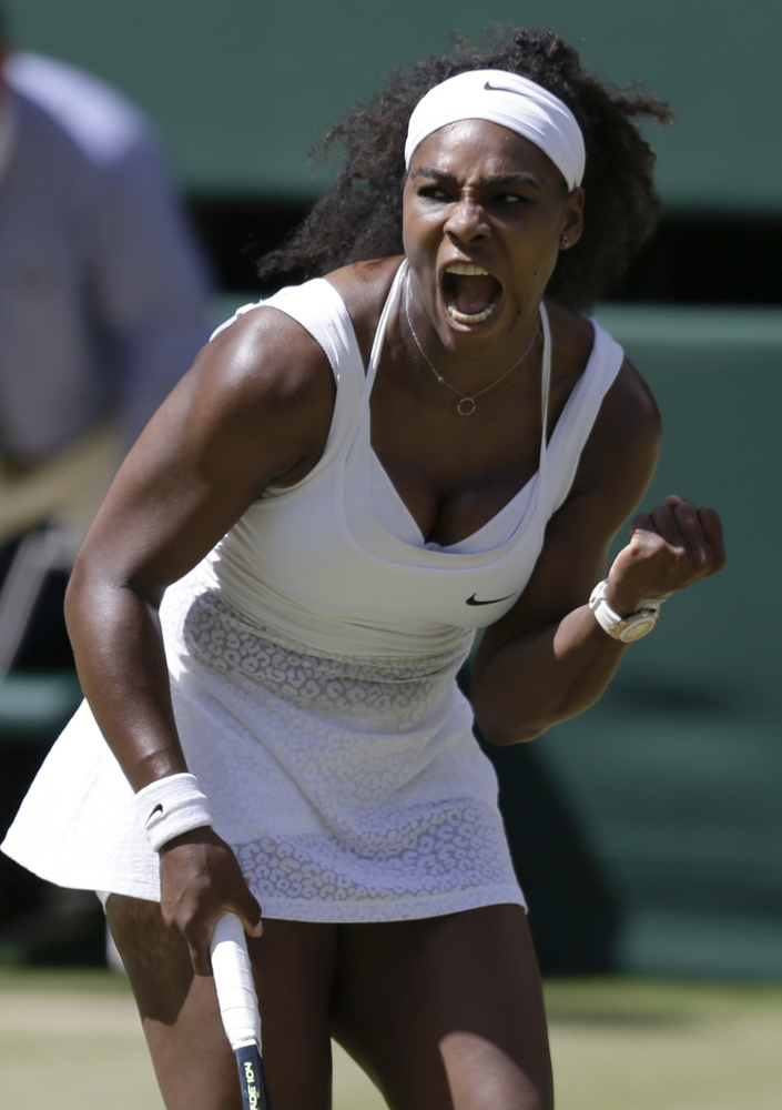 serena singles Players want wta to look at special ranking, seeding rules the returns of serena williams and victoria azarenka are what have sparked this topic.