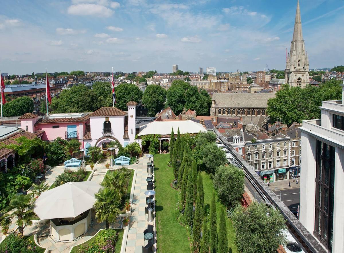 Londres por todo lo alto 12 lugares para ver la capital inglesa desde arriba fotos for Olive garden union nj