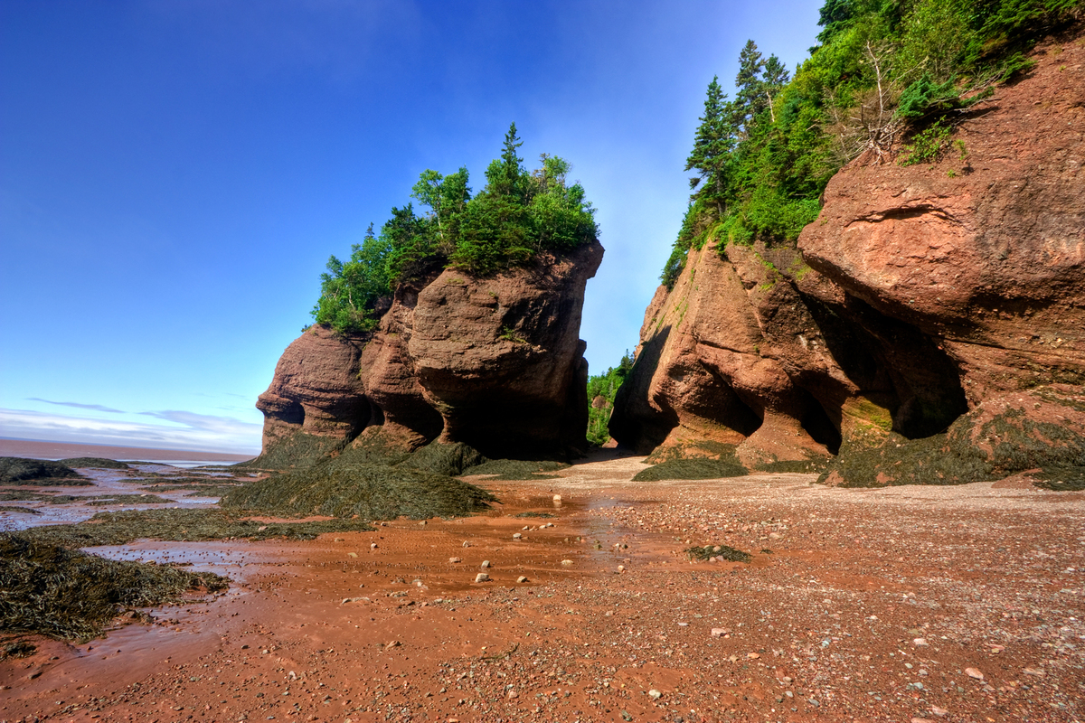 The best beaches in canada you can still get away to for Landscaping rocks canada