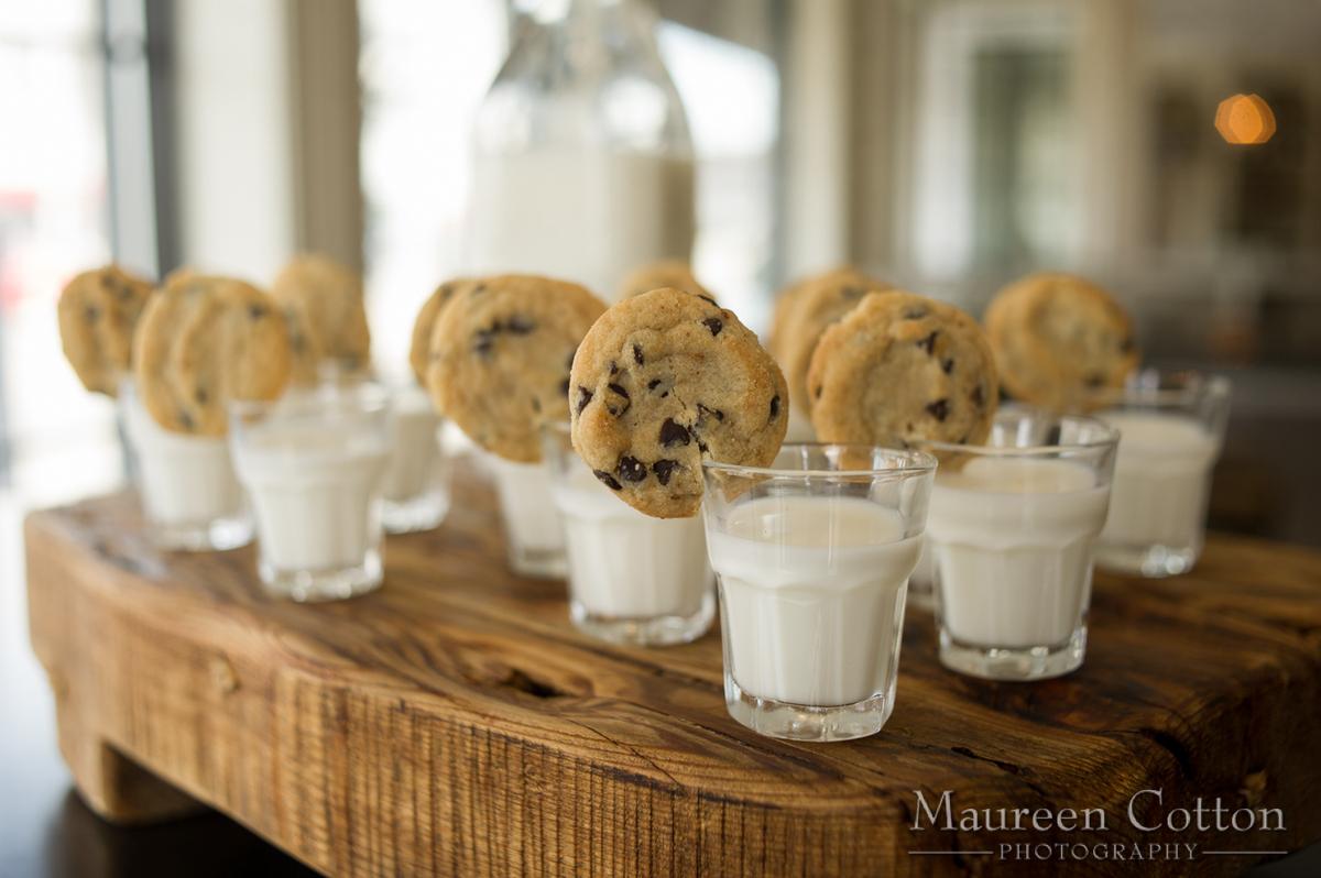 Unconventional Wedding Foods