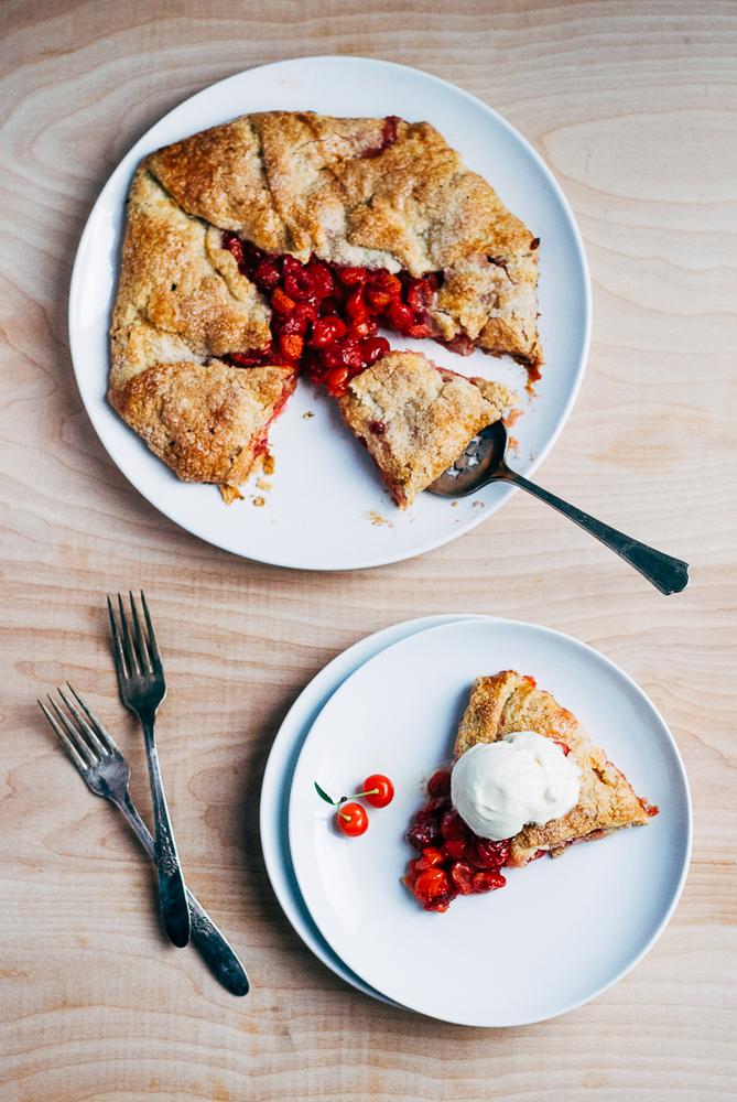 Sour cherry recipes easy