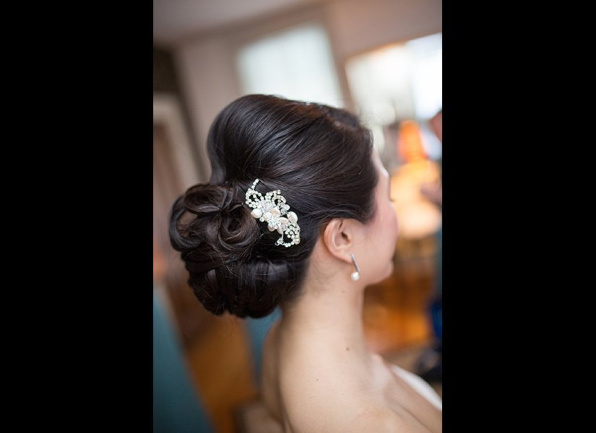 40+ Wedding Updos That Are Beautiful From Every Angle ... - photo #13